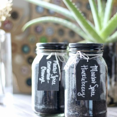 Repurposed Jars