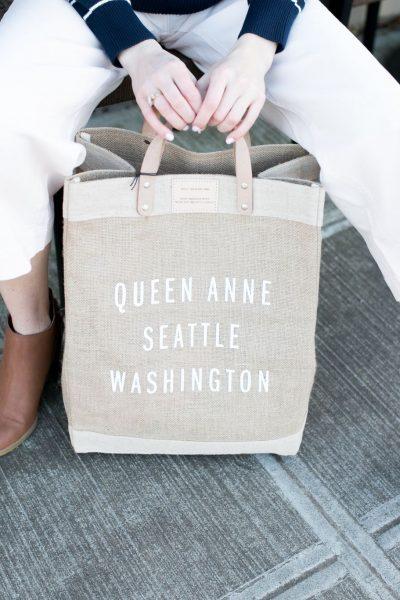 My Seattle: Queen Anne Frame