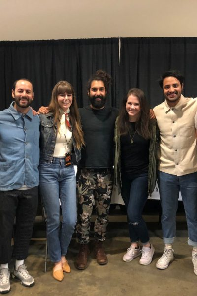 We Met Young the Giant!