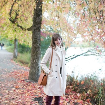 Skirts with Boots – My Favorite Combo of the Season