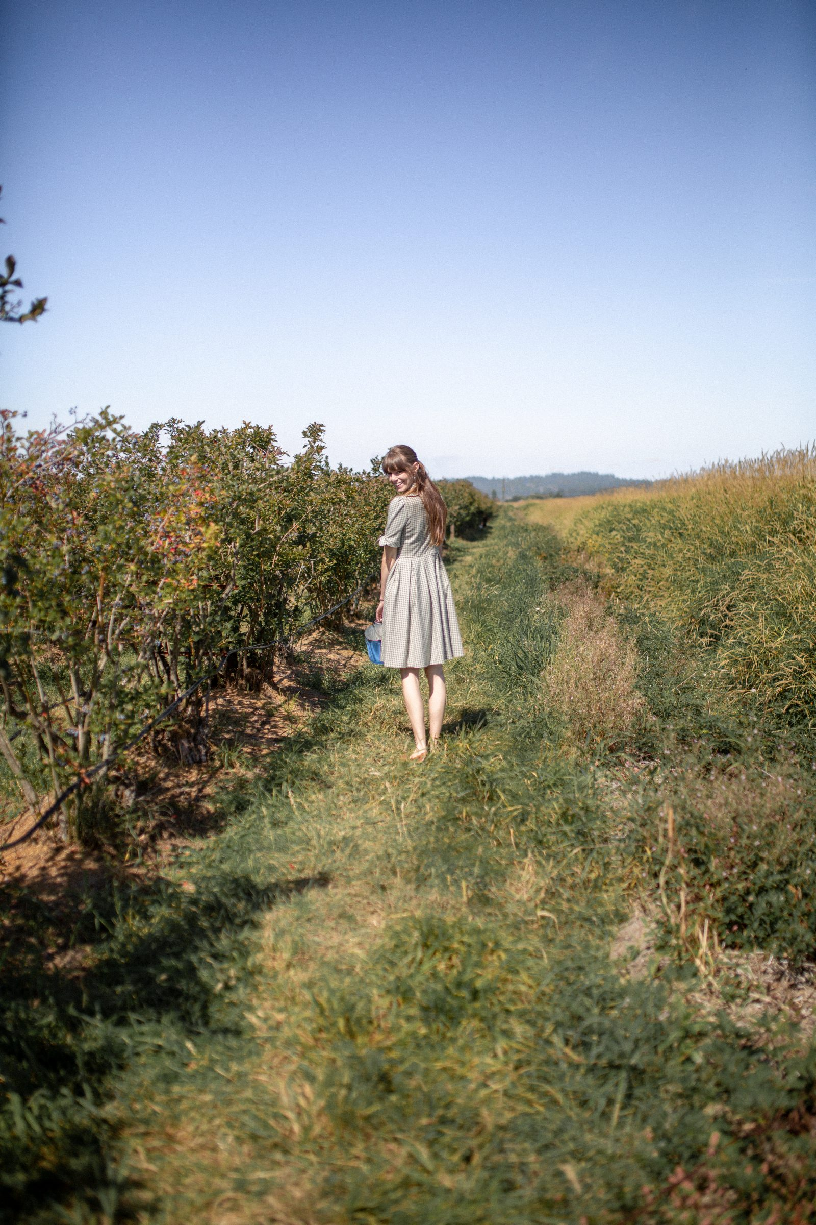 Fall Activities in Seattle and Fall Dresses
